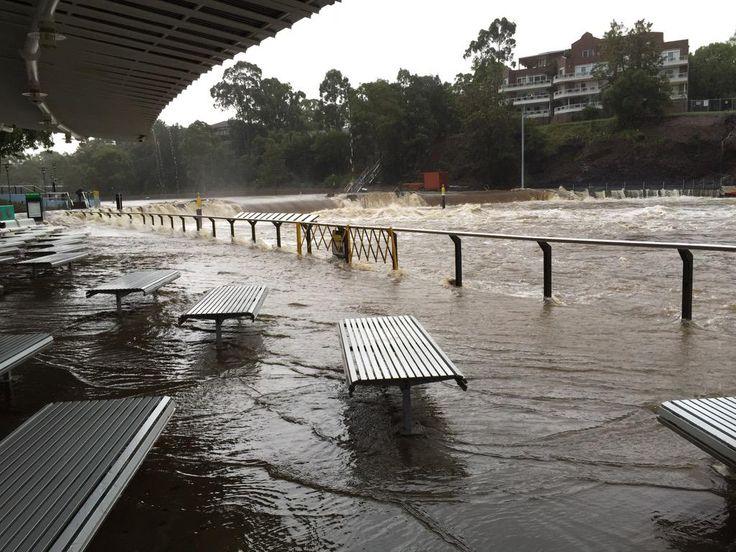 No ferry services at Parramatta