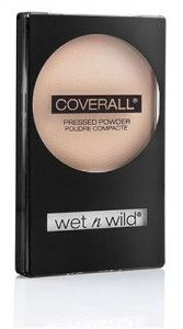 Wet 'n Wild CoverAll Pressed Powder, also im the lightest shade