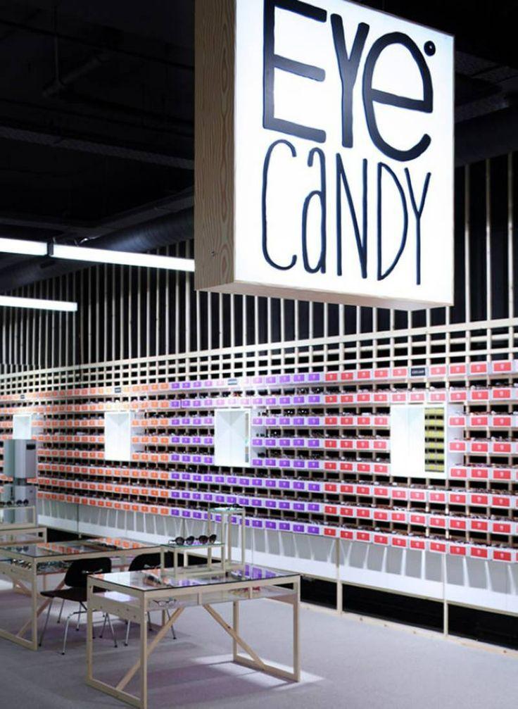 Zoff Eyewear Shop Interior Retail Design