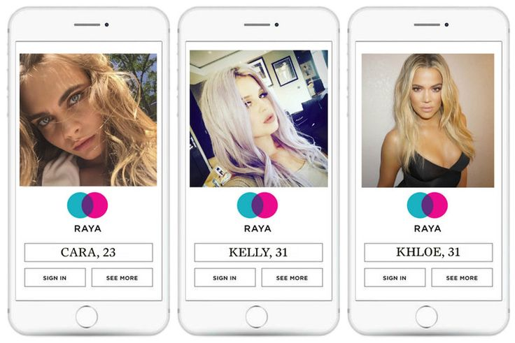 "Khloé Kardashian, Trevor Noah, Diplo, Joe Jonas, Cara Delevingne, Patrick Schwarzenegger, Samantha Ronson, Hannibal Buress, John Mayer, Skrillex, Matthew Perry, Kelly Osbourne, and Zach Braff are just a few of the ""creatives"" on the ultra-exclusive celebrity dating site, Raya."