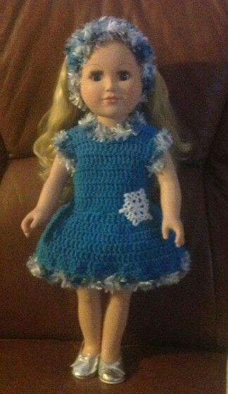 """18"""" dolls skate outfit"""