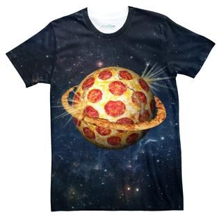 Planet Pizza T-Shirt