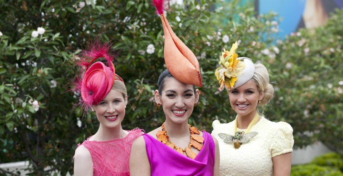 Melbourne Cup - where fashion and racing go hand in hand