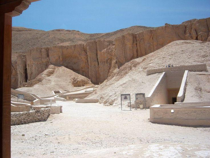 Im Tal der Könige in Luxor, mehr darüber auf unserer Homepage.