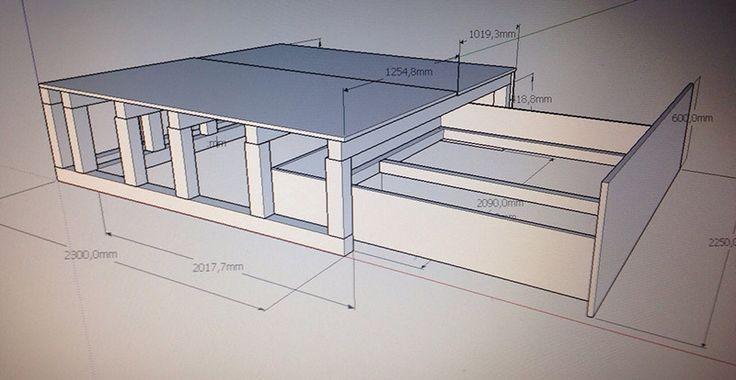 Konstruieren Sie Ihr Eigenes Buro Office Build Own Your In 2020 Space Saving Furniture Bedroom Diy Home
