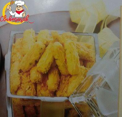 Resep Kue Batang Keju Aroma Bawang, Resep Kue Lebaran Terbaru, Club Masak