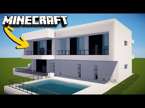 The 25 best Minecraft small modern house ideas on Pinterest