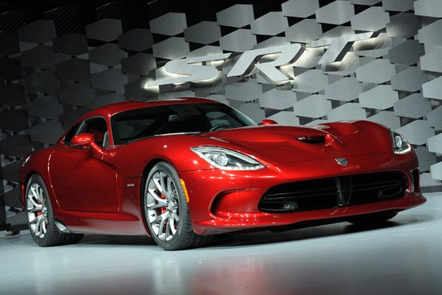 SRT Viper to be sold at only one fifth of Chrysler dealers
