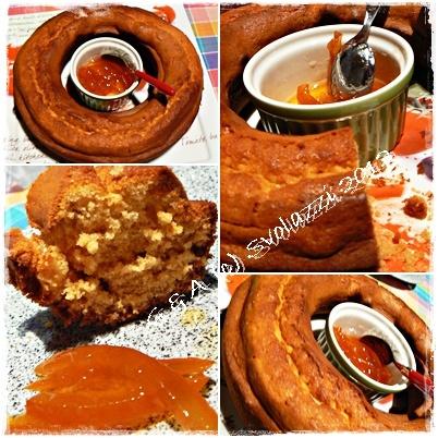 Pie with orange!  http://www.svolazzi.it/2012/11/torta-con-la-marmellata-di-arance-amare.html