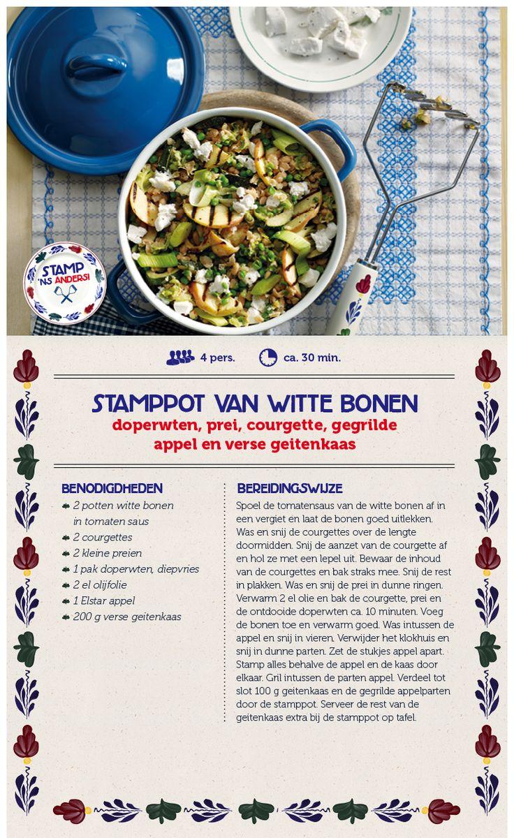 Stamppot van witte bonen - Lidl Nederland
