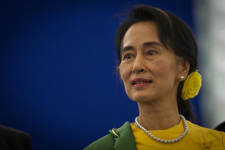 La solitudine di Aung San Suu Kyi