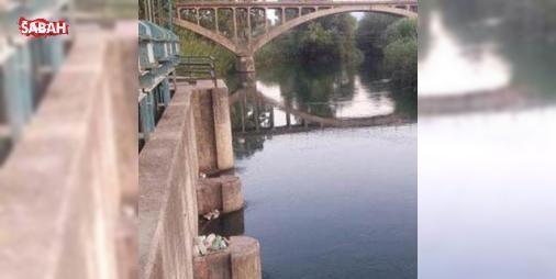 3 çocuk annesi genç kadın bayram günü intihar etti: Aydın'ın Nazilli ilçesinde 3 çocuk annesi kadın Akçay Nehrine atlayarak intihar etti.