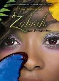 (Grades 5-7) People avoid Zahrah because her hair is made of living vines. But being inherently in touch with nature makes her special - she can also talk to the wind and fly. When a friend is hurt, Zahrah sets off on a perilous journey to save him, with her powers as her guide.