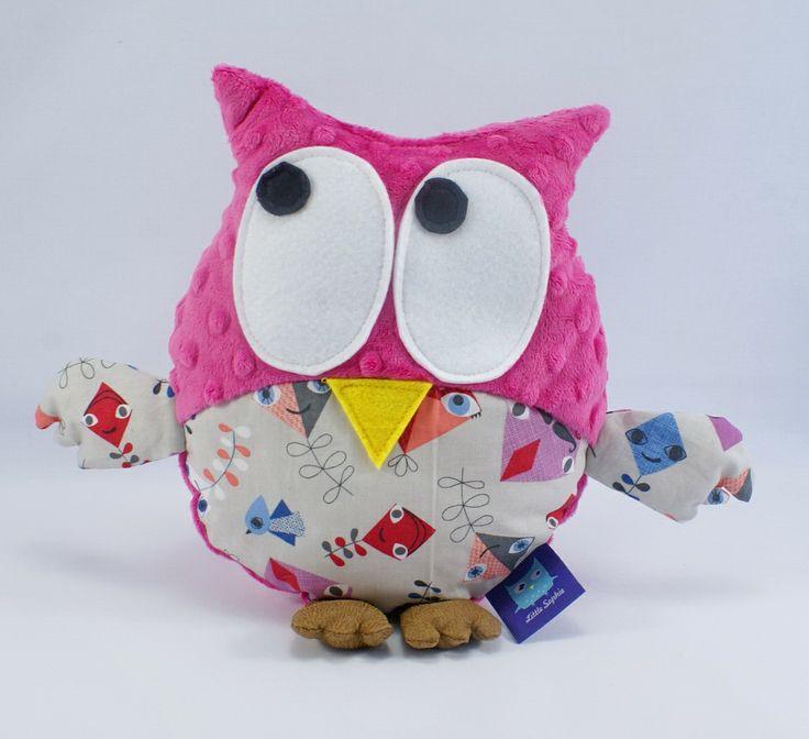 #owl #littlesophie #handmade Made by www.littlesophie.pl