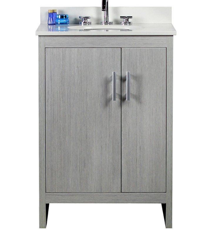 Tarquin 25 Single Bathroom Vanity Set Single Bathroom Vanity