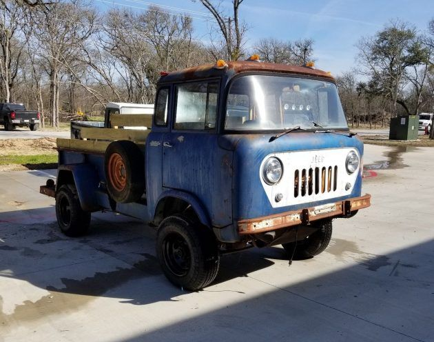 Not Your Brother S Jeep 1959 Fc170 4x4 Jeep Willys Jeep