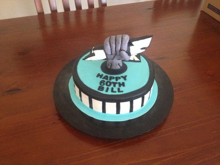 Port power cake