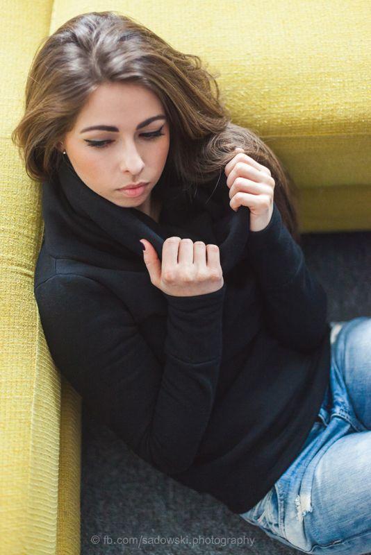 BLACK CHIC blouse