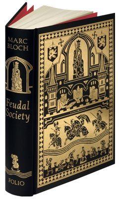 Feudal Society book