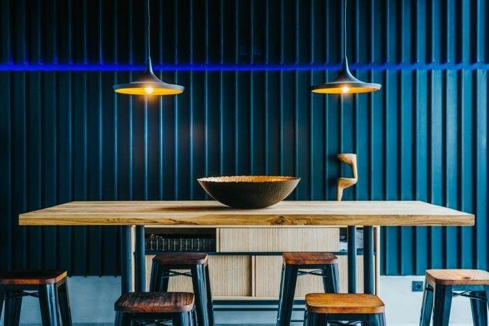 Inneneinrichtung Design Trends Hotel Ronaldo restaurant deko
