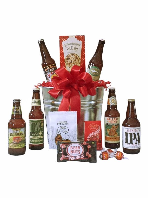 1000 ideas about beer gift baskets on pinterest beer. Black Bedroom Furniture Sets. Home Design Ideas