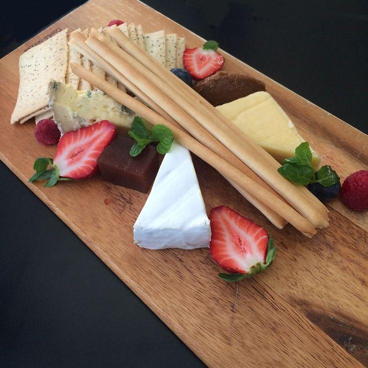 Sweet dreams are made of cheese. #gazebo #hotelurban #brisbane