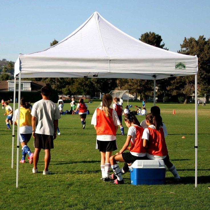 Caravan Sports 10 x 10 ft. Titan Commercial Canopy - 21006906011