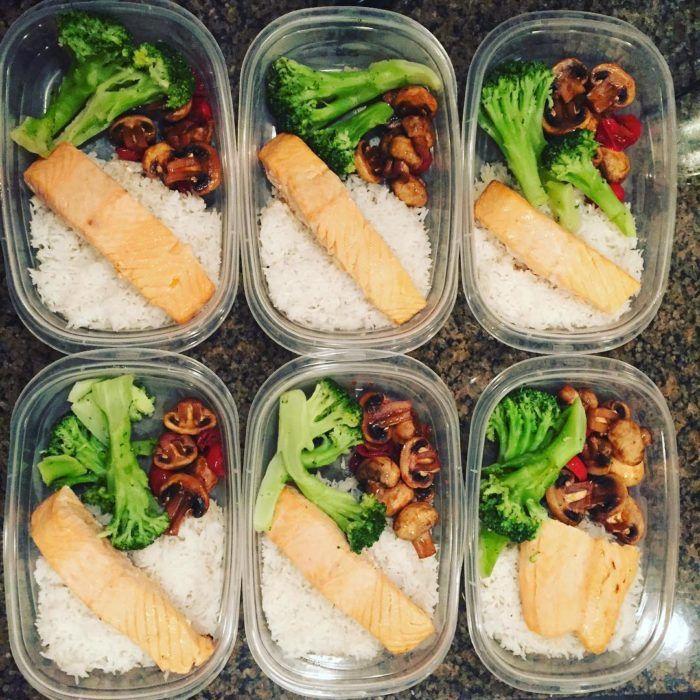 15 Sencillas Combinaciones De Platillos Que Todas Podemos Preparar Comida Saludable Preparacion De Comida Saludable Comida Para El Trabajo