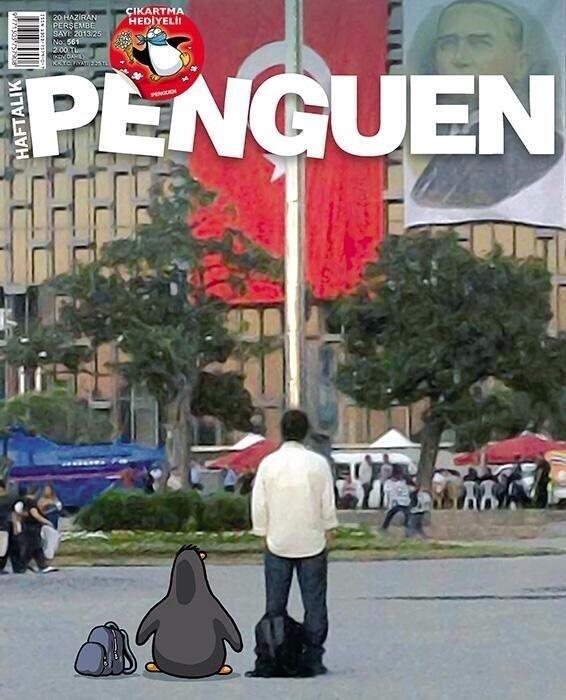 #occupygezi #duranadam