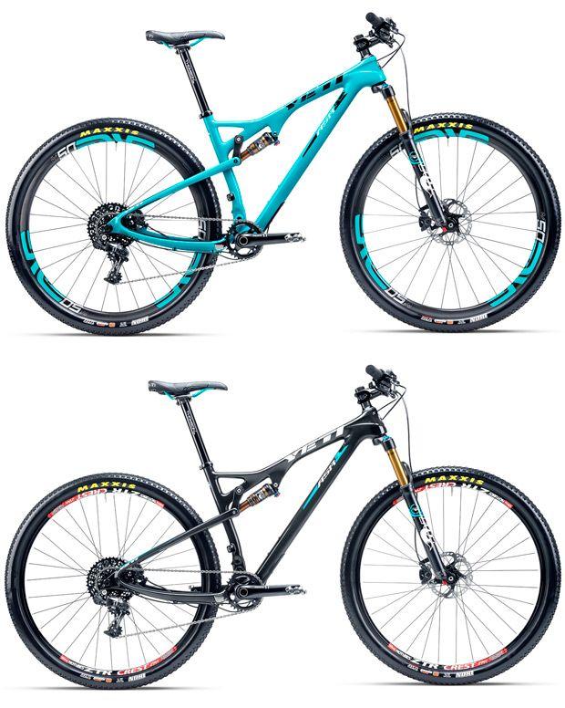 Yeti ASR Carbon: La nueva y definitiva bicicleta XC de Yeti Cycles