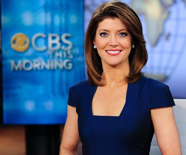 Norah O'Donnell: I love that she seems to have effortlessly found the balance between brilliance and femininity.