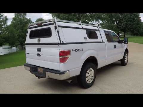 (1) West TN 2012 Ford F150 XL 4X4 Ecoboost Work truck Utility See www sunsetmotors com - YouTube