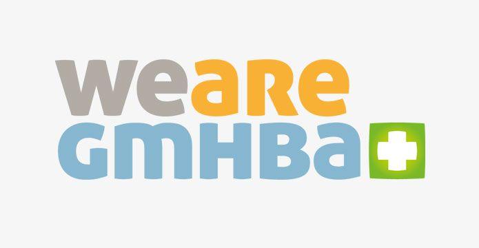 GMHBA brand identity created by Truly Deeply