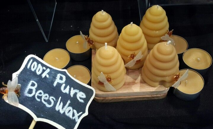 100% Pure Beeswax Candles  #madeincanada #yvr #vancouver#beeswax #purecandle #homedecor #homefragrance #FloralWicks