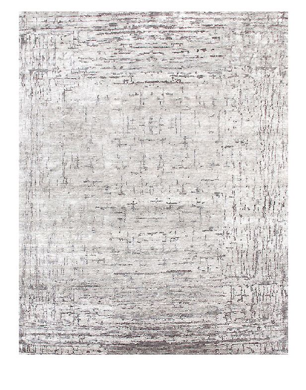 - Hand Knotted - 100% Bamboo Silk - Colour: Dusty / Grey - Standard Sizes: ·      2.4 x 3 M ·      2.5 x 3.5 M ·      3 x 4 M Also available as a custom rug in your chosen colours and size.