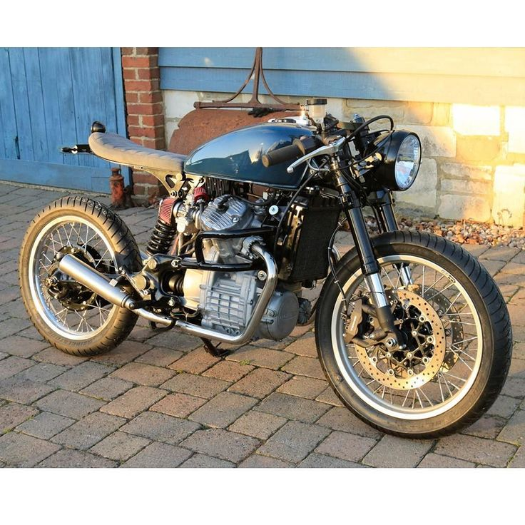 On BikeBound.com: 1980 Honda CX500 shed-built by @rolling_retro. Link in Profile #cx500 #caferacer #builtnotbought