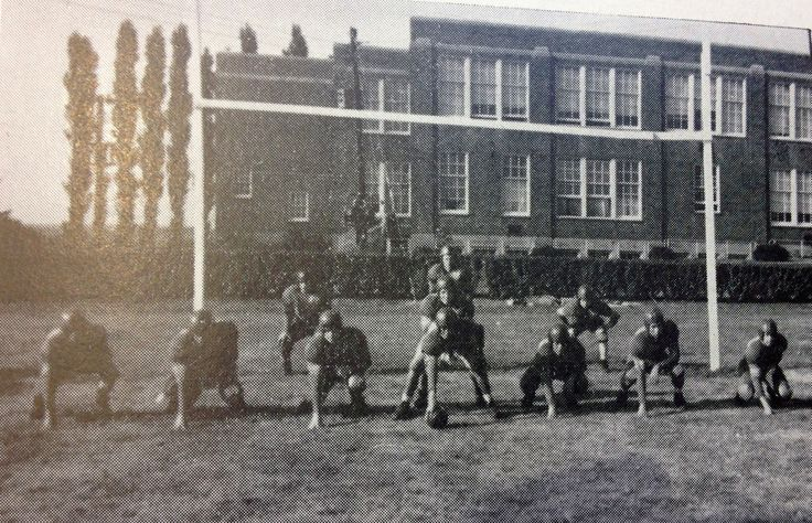 1948 Maroa High School football team