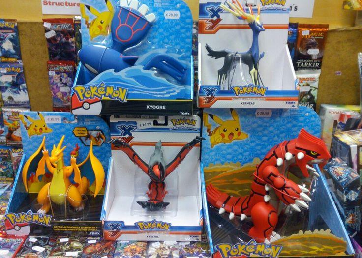 New Pokémon Figures