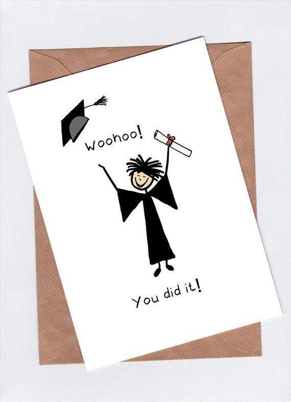 Printable Graduation Card Printable Congratulations Card Well Congratulations Card Graduation Funny Graduation Cards Graduation Cards