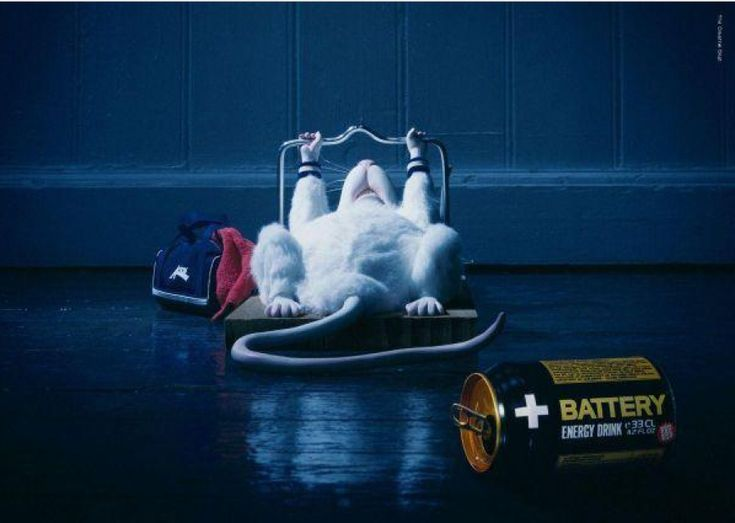 From 2003, Battery Energy Drink