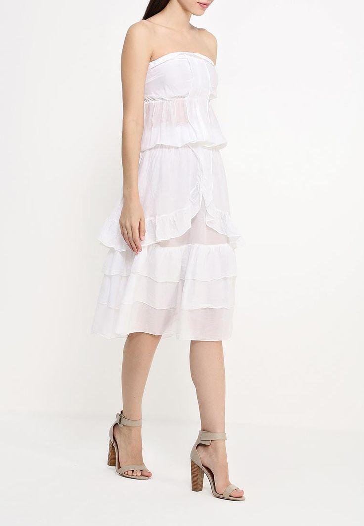 Летящее платье с оборками бренда GAS — http://fas.st/P74-Q