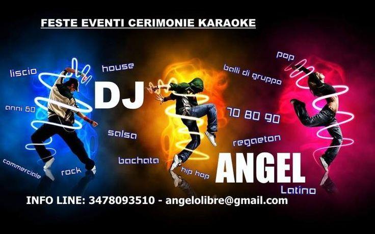 A soli 100 euro feste eventi con dj e karaoke