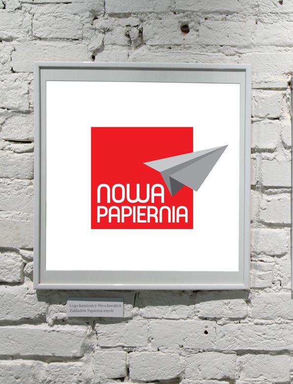 Logo design for new paper mill company