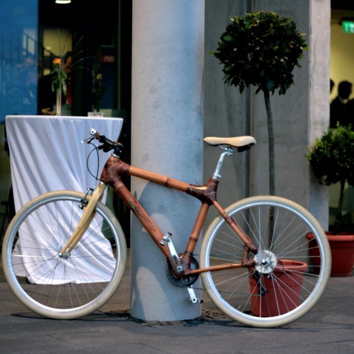 My Boo Bambusfahrrad by My Boo Bamboo Bikes in Urbane Mobilität Fahrräder
