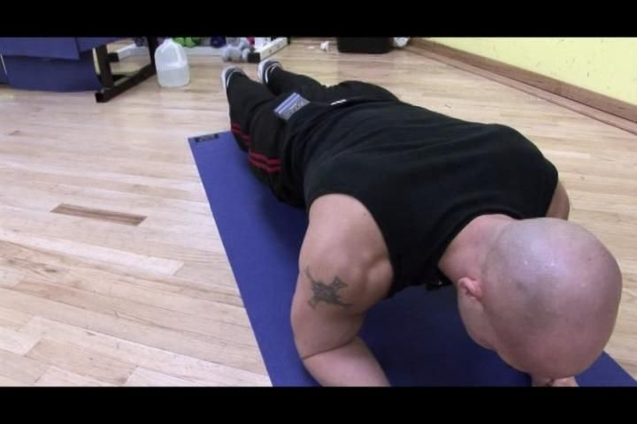 Video: Lower Back Muscle Exercises for Pain