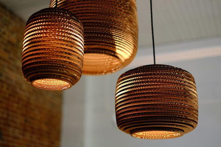 Dal connubio tra eco-sostenibilità e #design nascono elementi d'arredo leggeri…