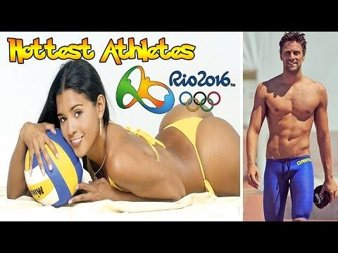 Top 10 Hottest Athletes in Rio 2016
