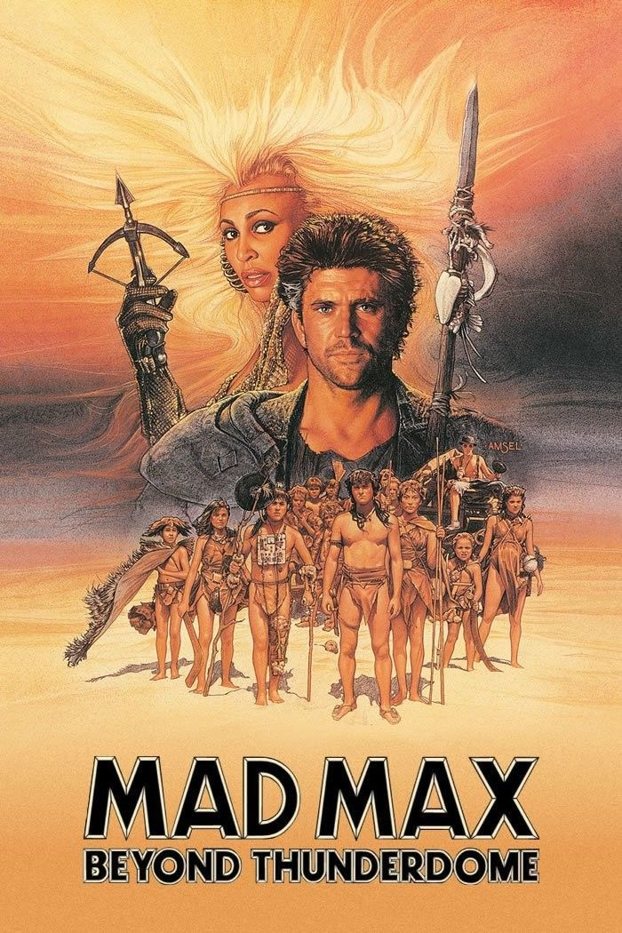 Mad Max Beyond Thunderdome (1985) - Watch Movies Free Online - Watch Mad Max Beyond Thunderdome Free Online #MadMaxBeyondThunderdome - http://mwfo.pro/1018710