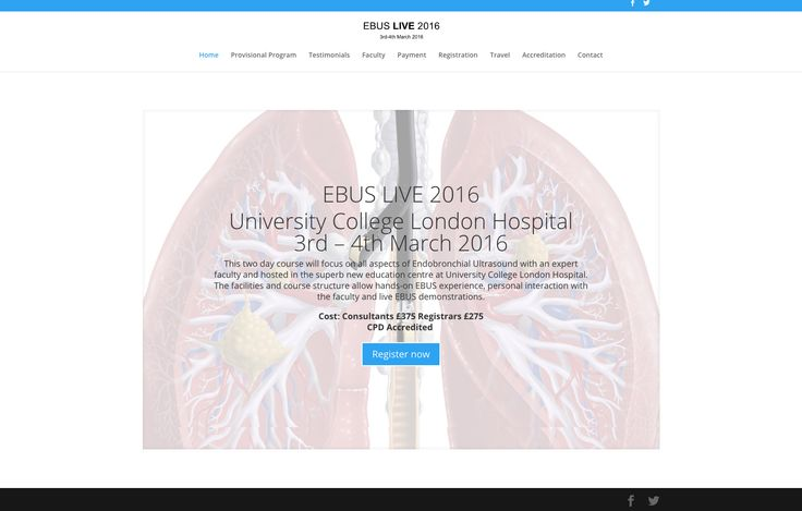 Hitachi Medical System events webite