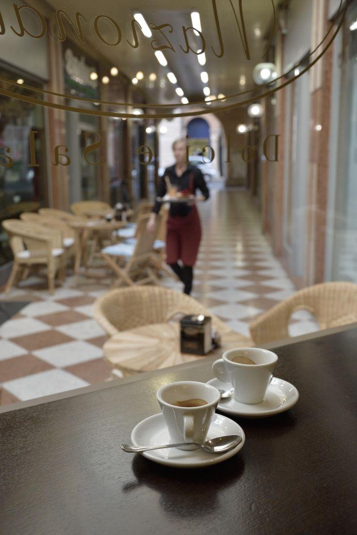 coffee in Vicenza - corso Andre Palladio 186